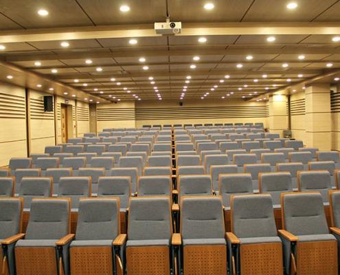 تجهیز سالن های همایش سازمان نظام مهندسی ساختمان استان گیلان