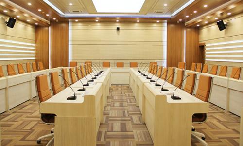 صندلی سالن کنفرانس