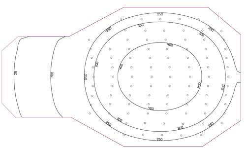 نمونه محاسبه مهندسی نور سالن