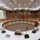 تجهیز سالن کنفرانس سازمان شیلات ایران