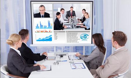 ویدئو کنفرانس برای کسب و کارها