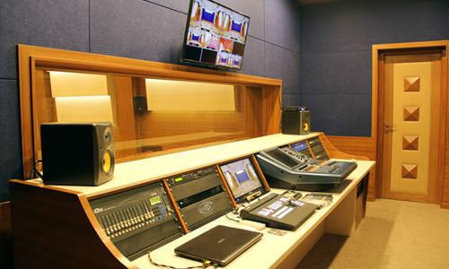 کنترل سیستم پخش تصویر ویدئو پروجکشن